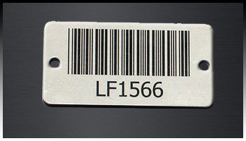 Barcodes Nameplates Metal Tags And Laser Cutting