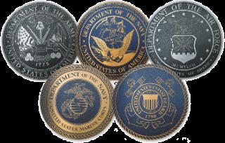 military data plates