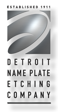 Nameplates, Metal Tags and Laser Cutting | Detroit Name Plate Ferndale MI