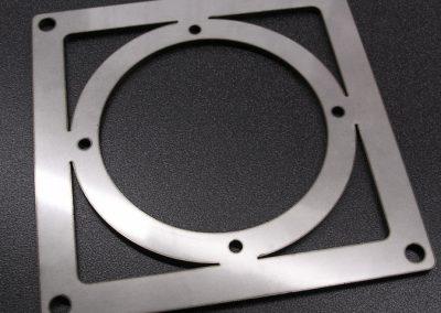 Laser sample