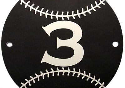 seat tag 2.75 bb baseball